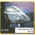 Honda Stream Year 01'-03' Eye Lip [FRP]