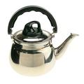 《泉光牌》不鏽鋼笛音茶壺5L