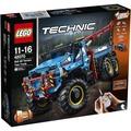 盒況完美 樂高 LEGO 科技系列 42070 6x6 越野車