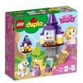 【宅媽科學玩具】樂高LEGO 10878 得寶Duplo系列 長髮公主的創意塔