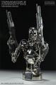 『玩模坊』Sideshow Terminator 終結者T-800 1:2半身像