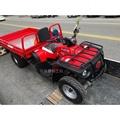 【花蓮源利】2018全新款 YKM 小牛 YK218-5X 單人座多功能搬運車 13HP 農地搬運車農用搬運車 有差速器