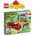 樂高LEGO DUPLO得寶系列 –蒸汽列車 #10874英國正品代購