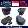 ★▌♥Cheapest♥ ▌★ SG Seller Escooter★Rear Seat★Child Seat★Basket★Accessories for Fiido E-scooter