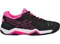 棒球世界 全新asics亞瑟士GEL-CHALLENGER 11 CLAY 女用 網球鞋 (E754Y-9090特價
