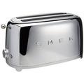 Smeg 4-Slice Toaster-Chrome - intl