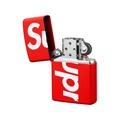 SUPREME Logo Zippo 紅色 造型打火機 18WEEK16 玉米潮流本舖