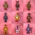 滿200發貨##正版散貨 玩具熊的五午夜后宮夢魘版手辦玩偶擺件玩具