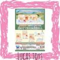 ✨盧卡斯偷椅子✨ 現貨 正版 EPOCH 森林家族小屋場景 P17 商店篇 森林家族 扭蛋 轉蛋 盒玩 食玩