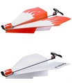 電動紙飛機/遙控飛機/DIY驅動紙飛機/兒童玩具飛機
