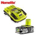 18V鋰電池充電組 (鋰電池*1 , 充電器*1 )