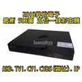 昇銳  DVR 最新 500萬 400萬 五合一 4路4音 HG4311
