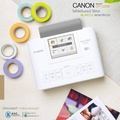 Canon SELPHY CP1300 (WH) พรินเตอร์พกพา Wi-Fi ได้