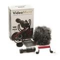 全新原廠RODE Video Micro微型單眼相機用指向性話筒麥克風