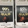 (現貨)瑞士蓮巧克力99%/90%/85%系列