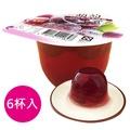 盛香珍葡萄多果實果凍180gX6杯入(組)
