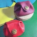 小籠包 材料包 零錢包 皮革手作DIY