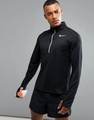 Nike Running Half-Zip Sweat In Black 856827-010 衝鋒 衛衣