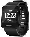 Garmin Unisex Forerunner® 35 Black Silicone Strap GPS Running Smart Watch 24mm
