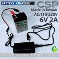 6V 充電器/兒童電動車/兒童電動機車/兒童電動摩托車/充電 【巴特力能源】