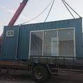 20呎白鐵不鏽鋼貨櫃 鋁櫃 冷凍櫃 原裝櫃 6萬起時價賴king4d