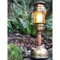 汽化燈玻璃燈罩-250CP用琥珀色直筒玻璃