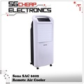 Sona Remote Air Cooler SAC 6029 - Singapore Warranty