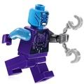LEGO 樂高 超級英雄人偶 銀河守護隊2 涅布拉 星雲 sh386  2017款 76081