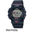 G SHOCK GULFMAN WITH TIDE GRAPH G-9100-1DR