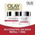 Olay Magnemasks Refill Infusion Rejuvenating Jar Mask For Fine Lines And Lack Of Firmness 50g