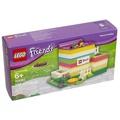 【宅媽科學玩具】LEGO樂高 40080  好朋友Friends系列 筆筒