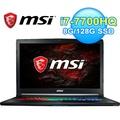 MSI 微星 GP72M 7REX-1091TW 17.3吋 7代效能電競筆電【三井3C】