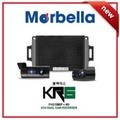 MARBELLA KR6 (FRONT & REAR) CAR DVR +32G SD CARD not inclusive installation (XCELC191)