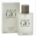 (一三一一) Gio 亞曼尼寄情水男性淡香水 隨身瓶 5ML / 15 ML