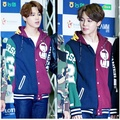 BTS防彈少年團JIMIN同款衛衣棒球服打歌服男女裝外套