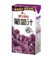 光泉葡萄汁-鋁箔包300ml(24入/箱)【合迷雅好物商城】