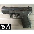 [雷門]全鋼製 PX900 操作槍 非道具槍 高比重 真槍操作手感
