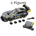 現貨!貨到付款~兼容樂高75877 樂拼  211pcs技術速度冠軍AMG GT3換裝組裝賽車積木磚DIY模型