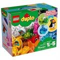 [全新]樂高LEGO Duplo 幼兒系列 - LT10865 趣味創作盒