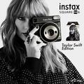【SQ6 泰勒絲Taylor Swift聯名款 相機加底片套組】Norns 限量特別版 親筆簽名 富士拍立得相印機 恆昶公司貨一年保固 Fujifilm instax SQUARE方形