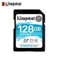 金士頓 128GB Kingston Canvas Go! SDXC UHS-I U3 4K 記憶卡 保固公司貨