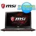 msi 微星 GP62MVR 7RFX-649TW 七代電競筆電