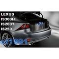 Lexus 行李箱置物網 信封式 is200t is300h is200