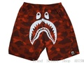 A BATHING APE(eipu)COLOR CAMO SHARK BEACH PANTS鯊魚海灘褲子BAPE/beipu brand select shop abism
