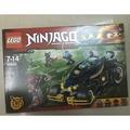 樂高 70625 VXL 武士 戰車 旋風忍者系列 lego ninjago master of spinjitzu