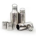 全不鏽鋼可提式超大容量304真空保溫壺
