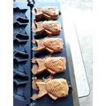 包餡鯛魚燒教學  脆皮雞蛋糕,雞蛋仔,開口鯛魚燒,雞蛋糕教學  品洋脆皮雞蛋糕   脆皮紅豆餅  果子燒  菓子燒