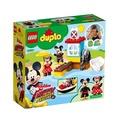 【樂高LEGO】得寶系列-米老鼠 米奇與米妮的小船 L10881