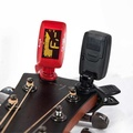 Enya brand Clip-on Tuner Digital Tuner for Chroatic , Guitar Tuner , Bass Tuner , Ukulele Tuner , LED Screen 3 Color Screen Light