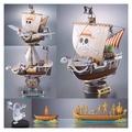 海賊王 超合金 代理版 海賊船 黃金梅莉號.黃金梅利號 GOING MERRY 初回限定版